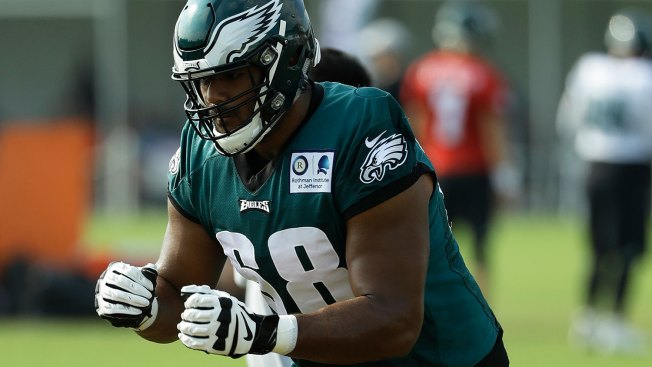 After Early Hiccup, Eagles' Jordan Mailata Finds Stride in NFL Debut