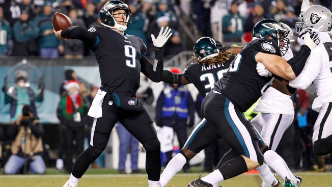 Contemplating Retirement the Best Thing to Happen to Nick Foles