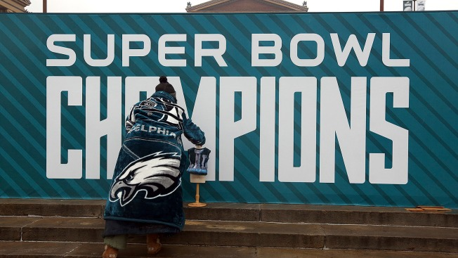 Fantasy Becomes Reality as Eagles Talk Parade Expectations