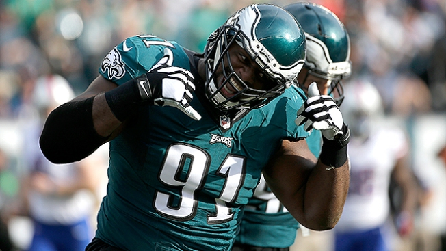 Eagles Inactives: Fletcher Cox Back After 2-game Absence