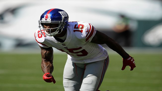 Did Brandon Marshall Spit on Eagles Fan? Giants WR Says 'absolutely Not'