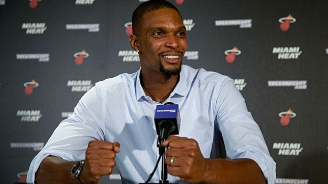NBA Notes: Chris Bosh, Heat Reach Agreement to Part Ways