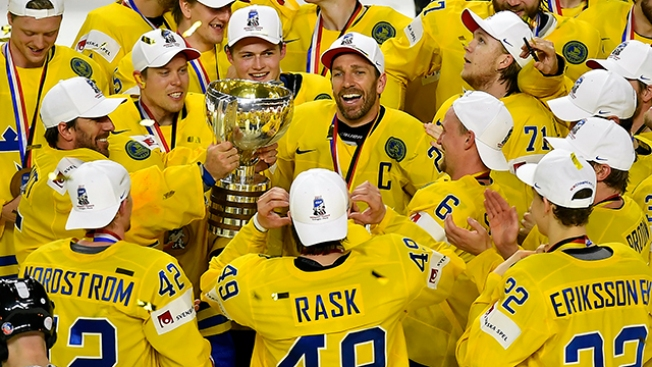 Sweden Beats Canada to Win 2017 IIHF World Championships