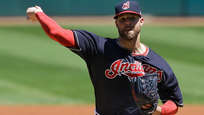 Best of MLB: Corey Kluber Shines in Return From DL as Indians Blank A's