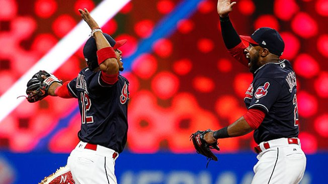 Best of MLB: Indians Tie AL Record With 20th Straight Win