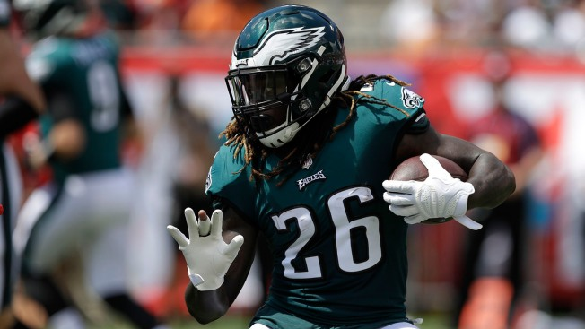 Jay Ajayi Reveals That He Has Fracture in His Back - NBC ...