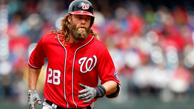 Once a Phillies Fan Favorite, Jayson Werth Hears Only the 'cheers' With Nationals