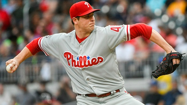 Jerad Eickhoff's Success Against Braves Continues in Longest Outing Since May
