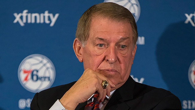 Jerry Colangelo's Contract With Sixers as Special Adviser 'over at the End of the Year'