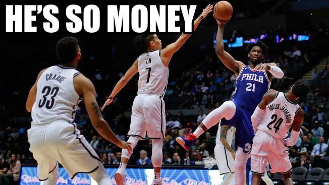 Sixers-Nets Preseason Observations: Welcome Back, Joel Embiid