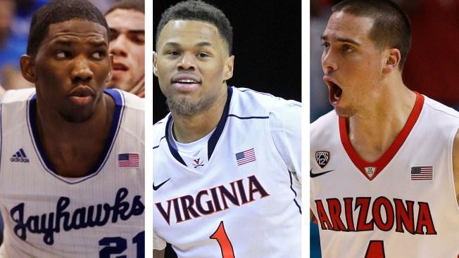 Embiid, Sixers Already Talking NCAA Tournament Trash