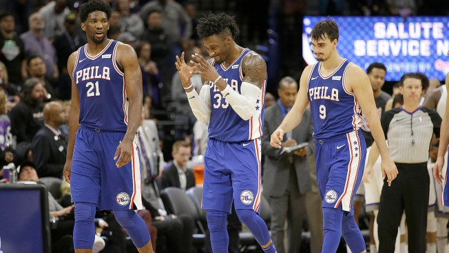 What Sixers Need More and Less of in Second Half