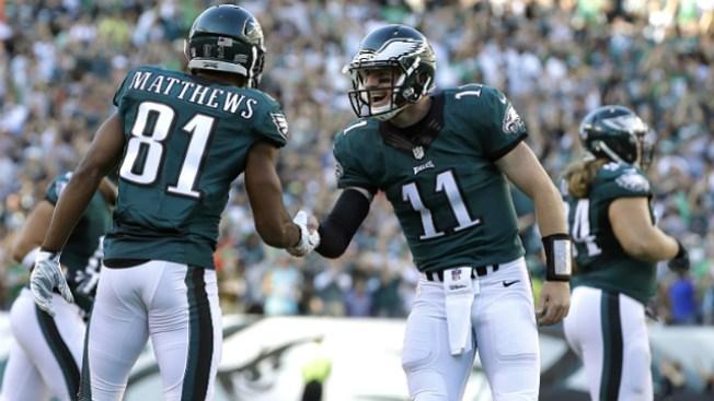 Carson Wentz on Jordan Matthews Trade: 'It's Tough' But 'part of the Business'