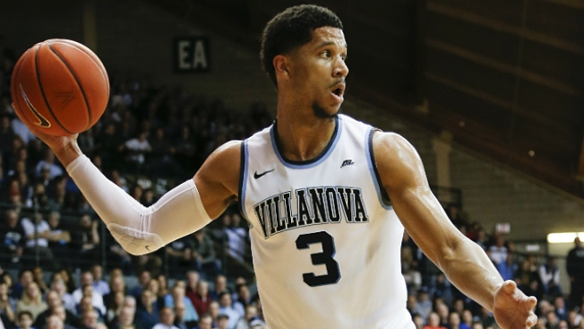 Josh Hart Takes Philly Pride Into NBA Draft Combine