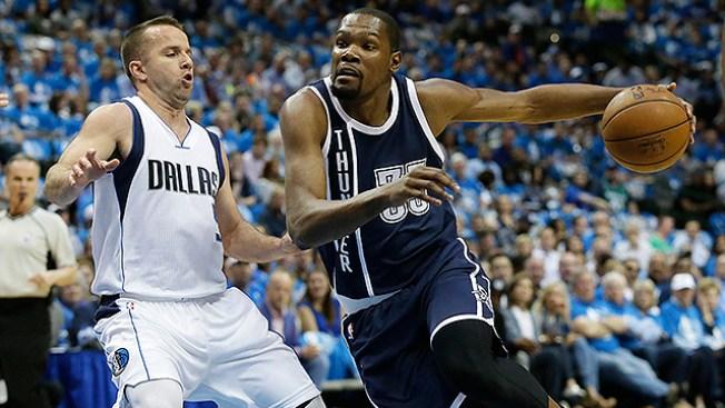Tonight in NBA Playoffs: Thunder, Mavericks Set for Primetime