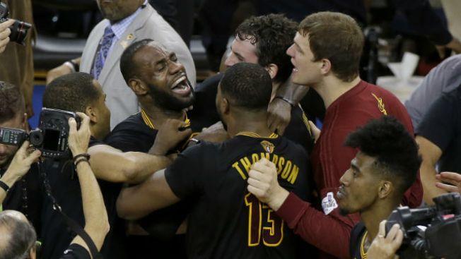 10c20c46c28f LeBron James Named NBA Finals MVP for 3rd Time - NBC 10 Philadelphia