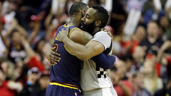 NBA Notes: LeBron James, James Harden Highlight all-NBA Teams