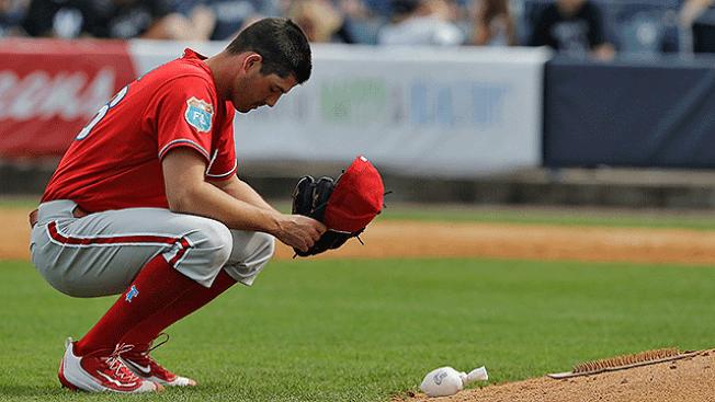 Phillies Prospect Mark Appel Stepping Away From Baseball