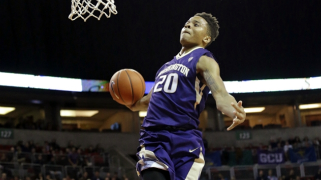 The Case for Washington's Markelle Fultz to the Sixers at No. 3 (or No. 1)