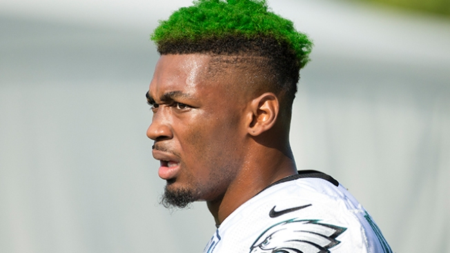 Eagles Counting on Jalen Mills as No. 1 Corner in Second Year