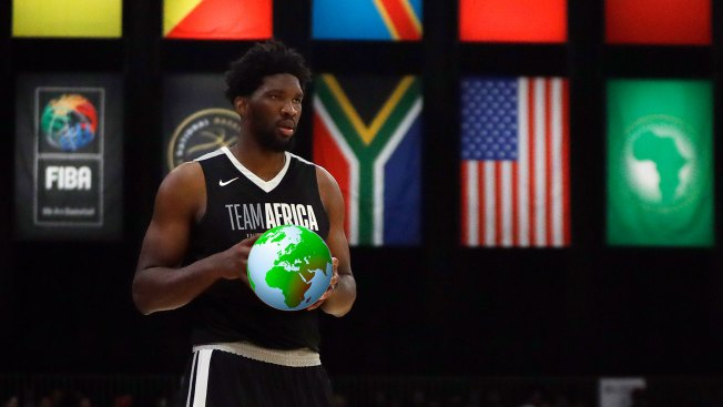 Sixers Center Joel Embiid Has Right Combination to Take Over the World
