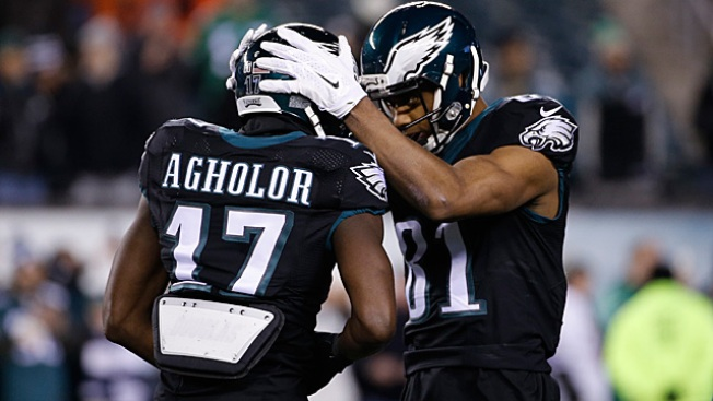 Eagles Left With Plenty of Options in Slot Because of 'design of the Offense'
