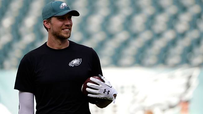4d84de1d194 Nick Foles Plans to Become a Pastor After Football - NBC 10 Philadelphia