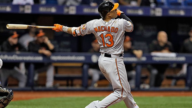 Orioles shopping Manny Machado; Phillies 'reluctant' to move prospects
