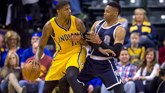 63f40d82191 NBA Notes  Pacers  Paul George Reportedly Traded to Thunder - NBC 10 ...