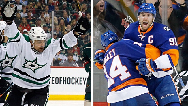 NHL Playoffs: Stars, Isles Advance With Thrilling Game 6 Wins