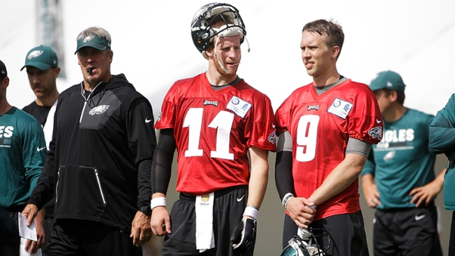 Eagle Eye: Nick Foles Is the Starter Today, Should He Be Week 1?