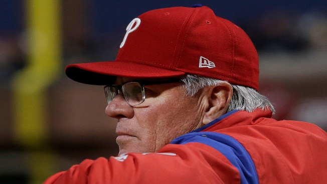 Pete Mackanin out as Phillies manager, will finish out 2017