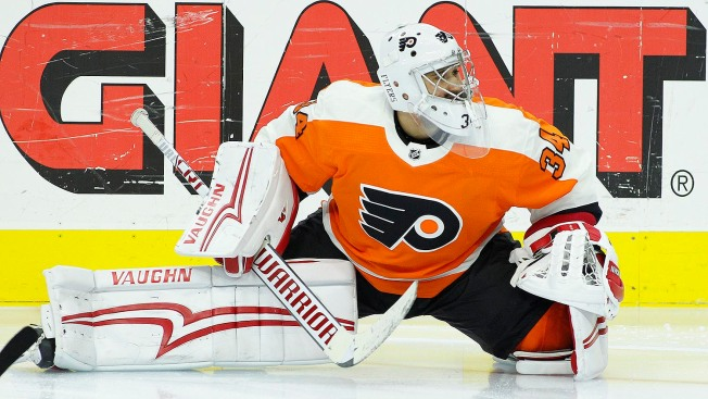 What New Goalie Petr Mrazek Hopes to Add to Flyers
