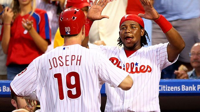 Instant Replay: Phillies 5, Braves 1