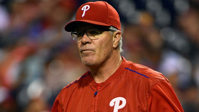 'They're My 25 Players': Pete Mackanin Talks Phillies' Potential Changes
