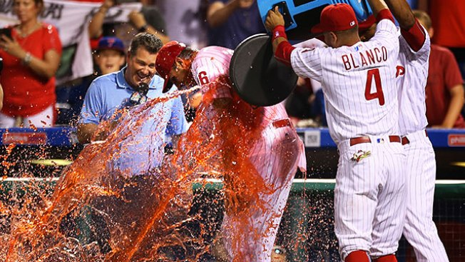 Zach Eflin, One of First Additions to Phillies' Rebuild, Shines for First Big-league Win