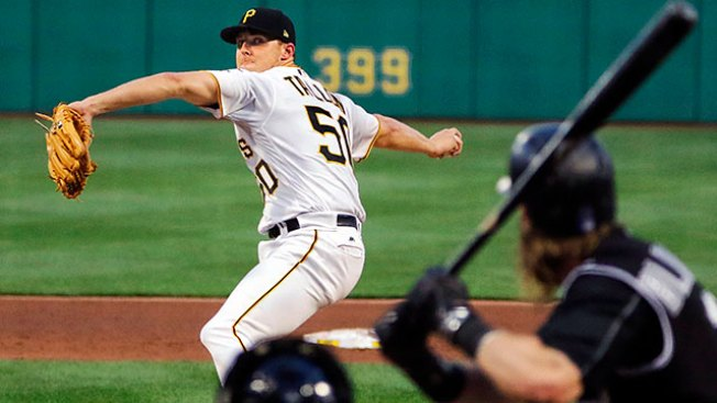 Best of MLB: Pirates' Jameson Taillon Gets Win in Return From Cancer Treatments
