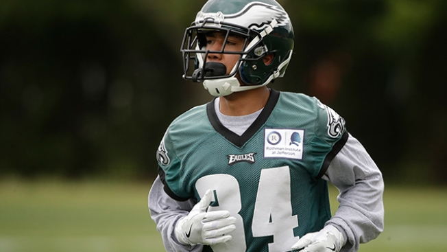 Eagles Scratching Surface With Donnel Pumphrey in Their Offense