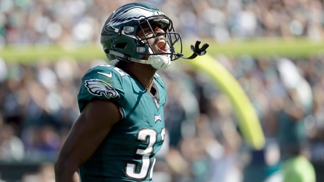 Eagles' RB Darren Sproles suffers broken arm vs. Giants, report says