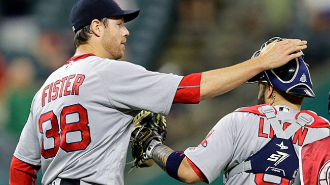 Red Sox begin their drive to the playoffs