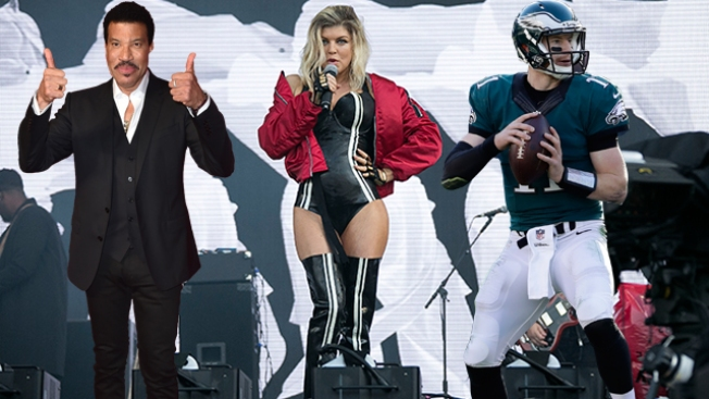 Carson Wentz, Lionel Richie and Fergie Taking Over Fargo