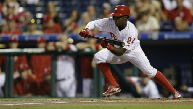 Lifeless Phillies Should Call Up Red-hot Roman Quinn ... Why Not?