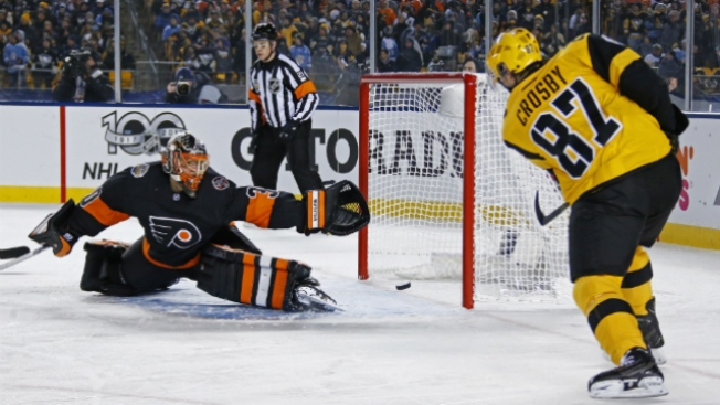 Instant Replay: Flyers Fall in Stadium Series to Penguins, 4-2