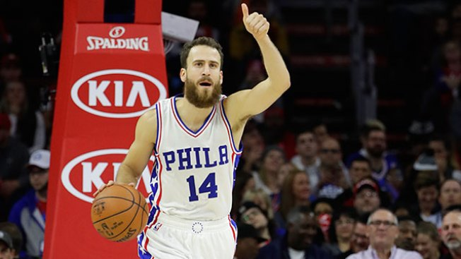 3ba4bab4702 Report: Former Sixer Sergio Rodriguez Agrees to 3-year Deal With ...