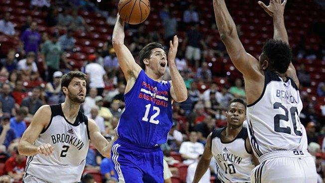 Summer League: Ben Simmons Returns as Sixers Cap Las Vegas Run With Win