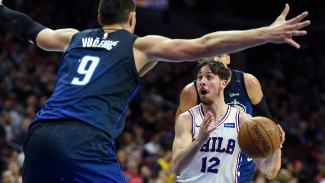 There's No 'I' in Sixers Team Win