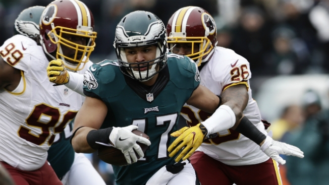 Eagles' Long-Snapper Circus a Costly Sideshow in Loss to Redskins