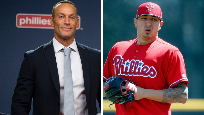 'Buddies' With Kapler, Velasquez Feels Like New Pitcher