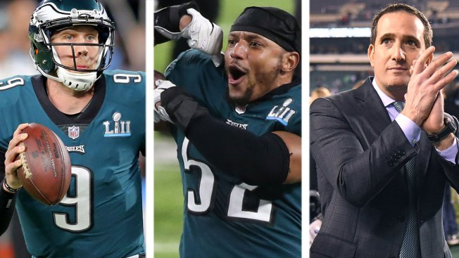 Eagles' 4 Biggest Offseason Questions