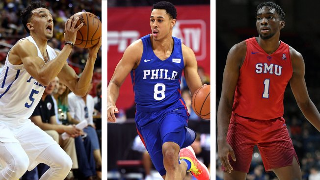 Injuries to Sixers' 2018 Draft Class Just the Latest in Team's String of Rookie Ailments